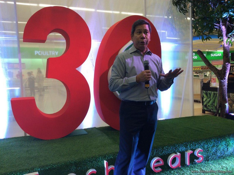 Robinsons Supermarket 30 Fresh Years Celebration