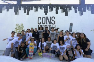 CONS Project Manila 2015