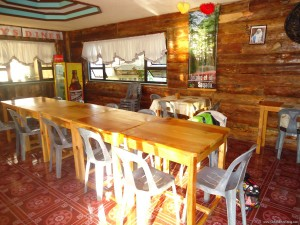 Sagada Homestay inn diner