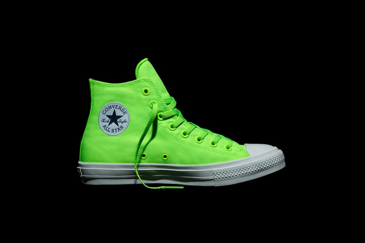 2c744fac56b1 The New Converse Chuck Taylor All Star ll Neon