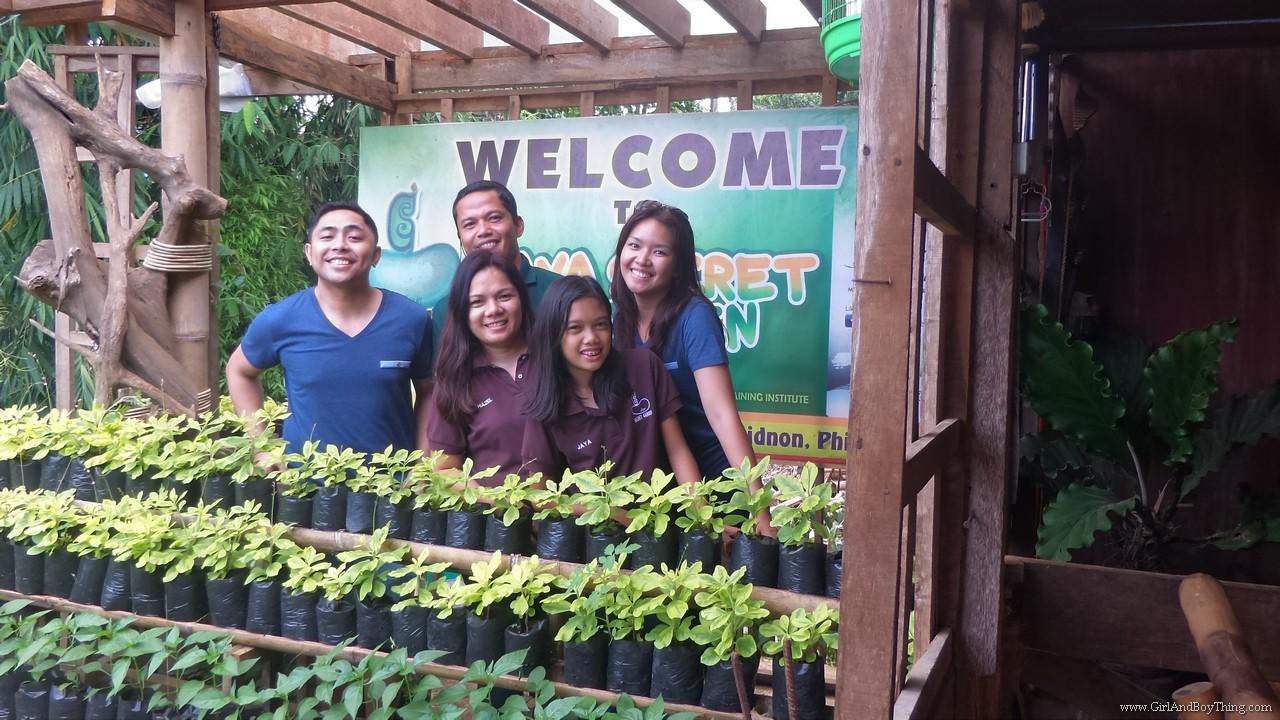 Jaya Secret Garden: A Diversified Organic Backyard Farm