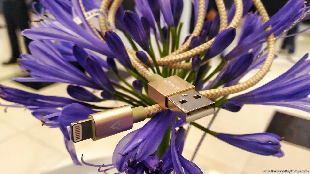 Anker Nylon Lightning cable