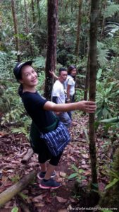 Experiencing Mt. Kitanglad Agri-Ecological Techno-Demo Center