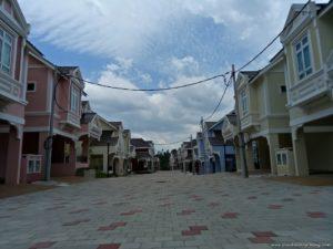 Bukit gambang Resort City San Francico Villa