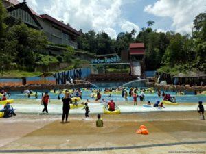 Bukit Gambang Water Park Coco Wave Pool and Lagoon