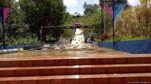 Bukit Gambang Water Park Tree Top Hills Slides