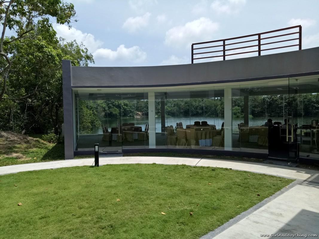 From Barren Land to Relaxing Lush: Mangala Resort & Spa