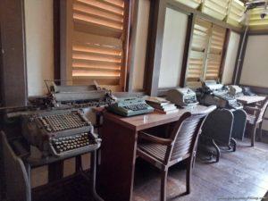 Sungai Lembing british tin mines managers residence