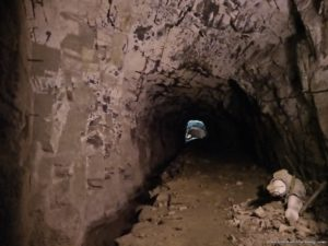 Sungai Lembing underground mines