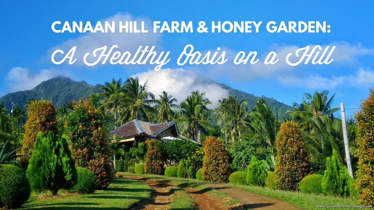 Canaan Hill Farms And Honey Garden