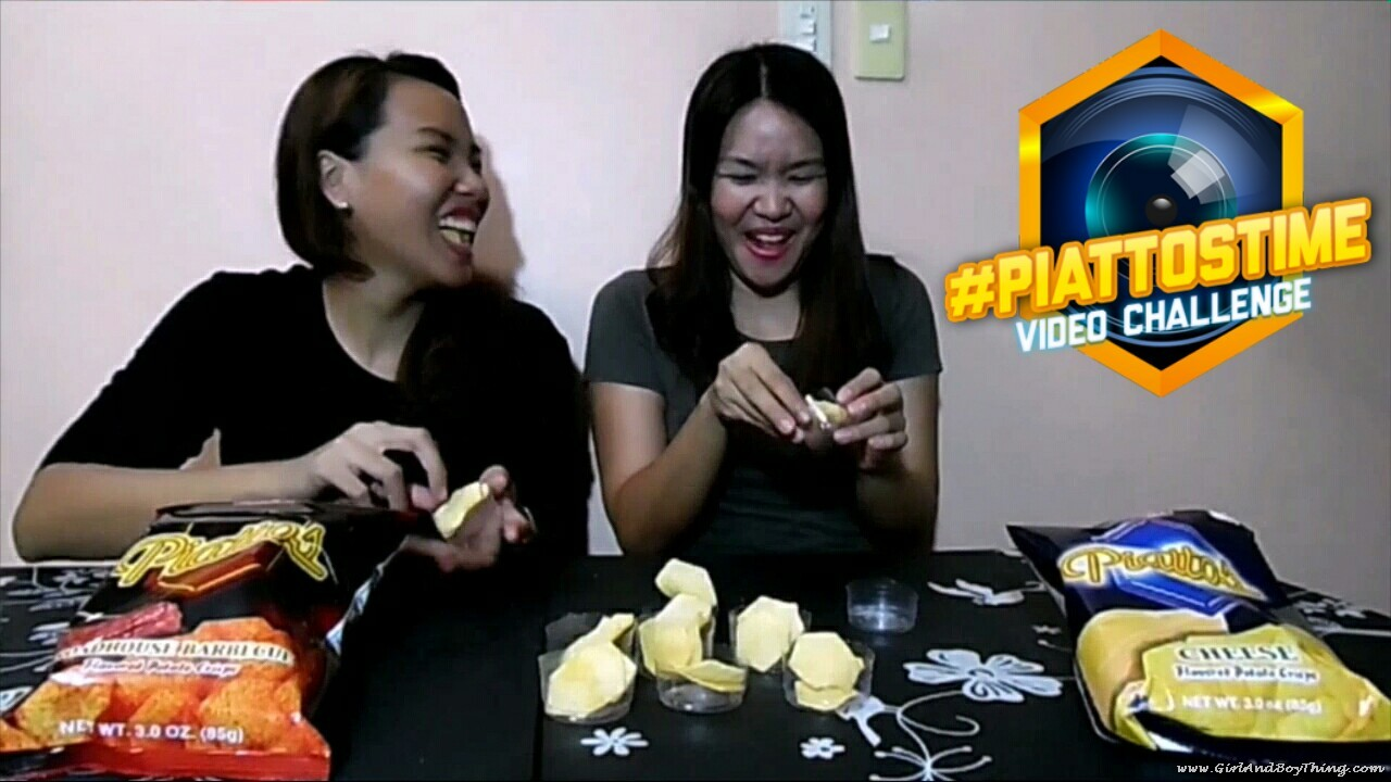 Piattos Time Video Challenge