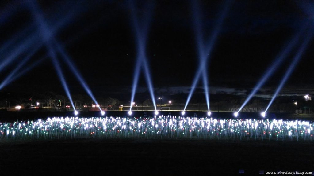 Nuvali Launches the Magical Field of Lights and Sound Show