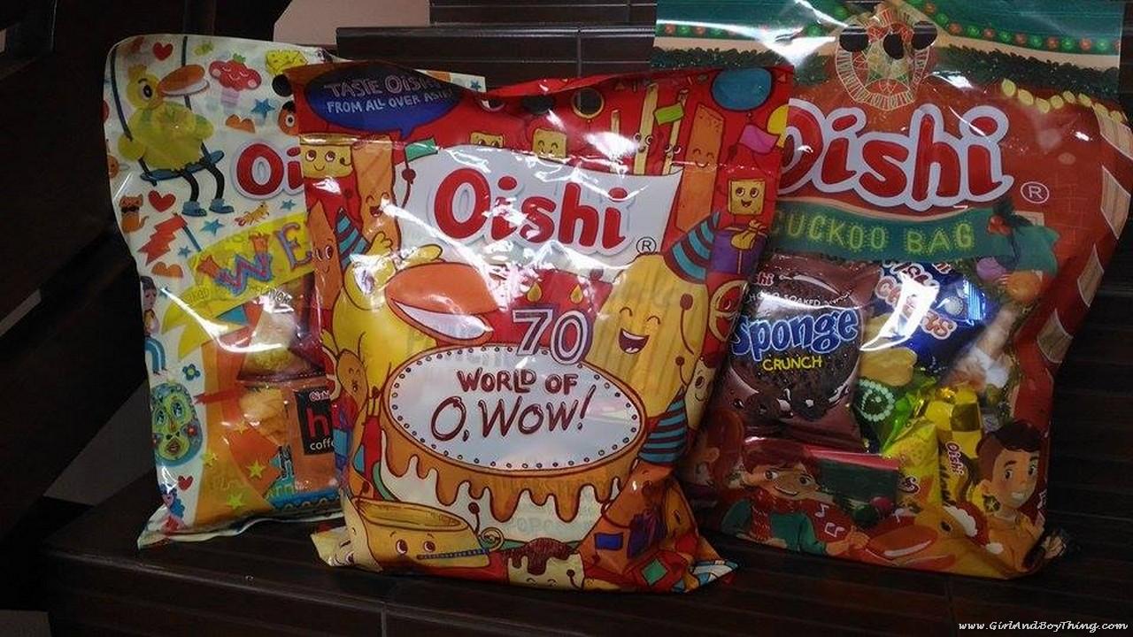 Oishi World