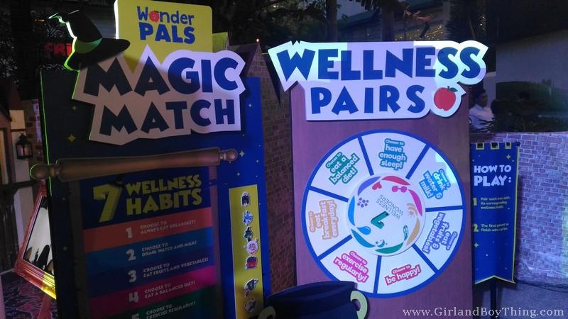 Learn Wellness campaign