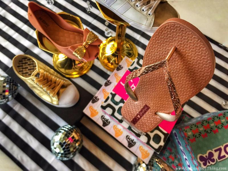 Shoe Holiday Rainy Escapade
