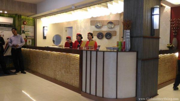 Hotel Sogo Roxas Boulevard Branch