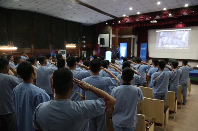 VIVO Philippines outreach afp