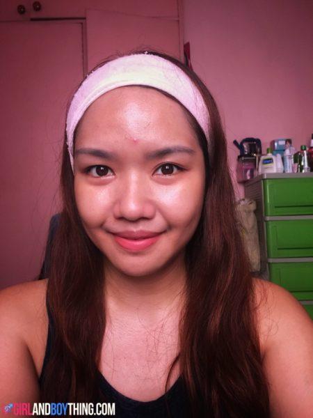 Althea Petal Velvet Sunaway oily skin