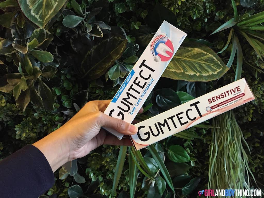 GUMTECT variants