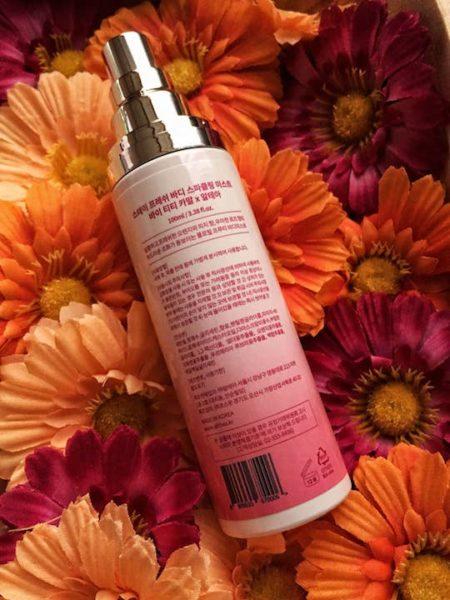 Althea X Titi Kamal Collaboration: Stay Fresh Body Sparkling Mist