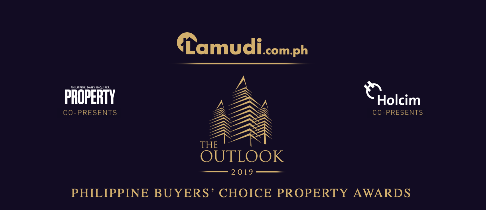 LAMUDI THE OUTLOOK 2019 philippine buyer's choice property awards