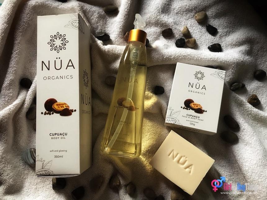 NUA ORGANICS Products
