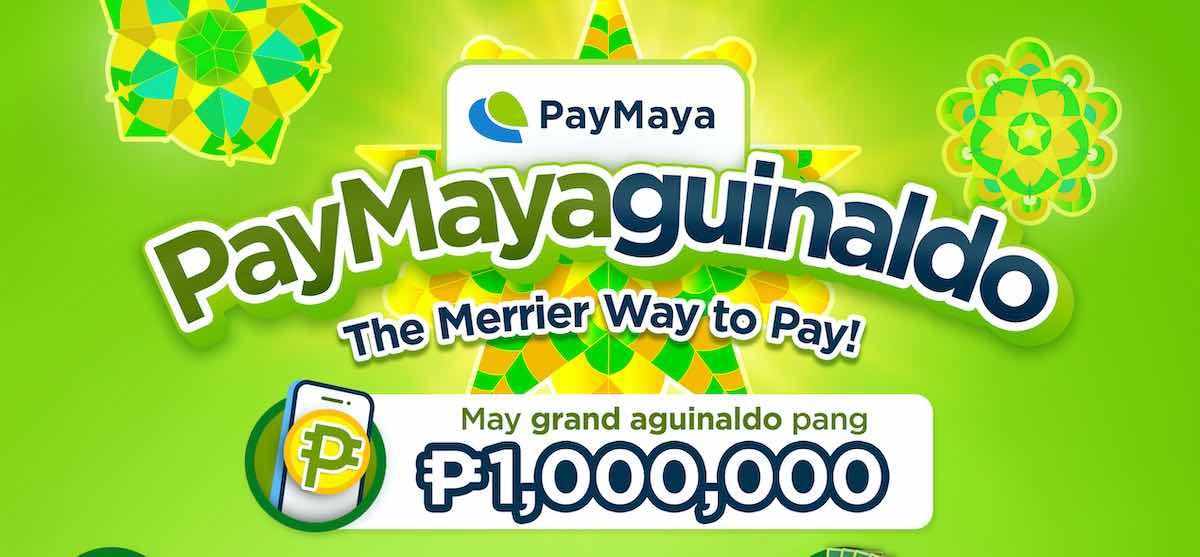 PayMayaguinaldo