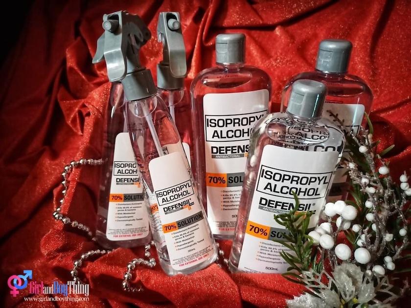 Defensil Isopropyl Alcohol