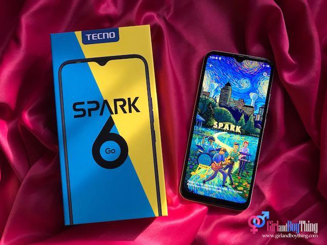 SPARK 6 GO