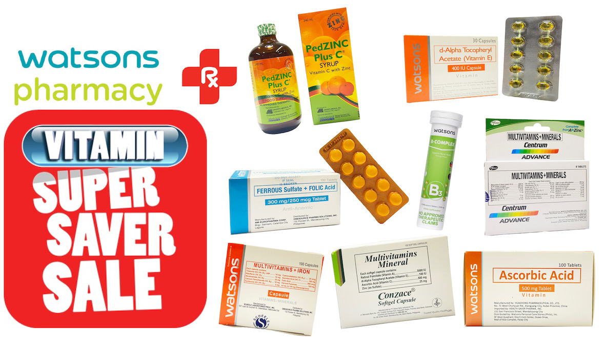 Vitamin Super Saver Sale
