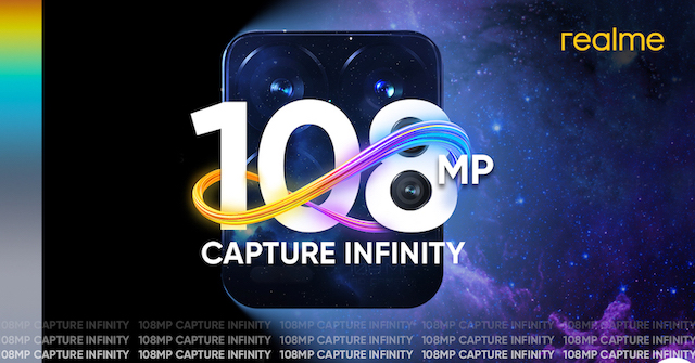 realme PH Introduces It First-ever 108MP Camera Sensor Technology