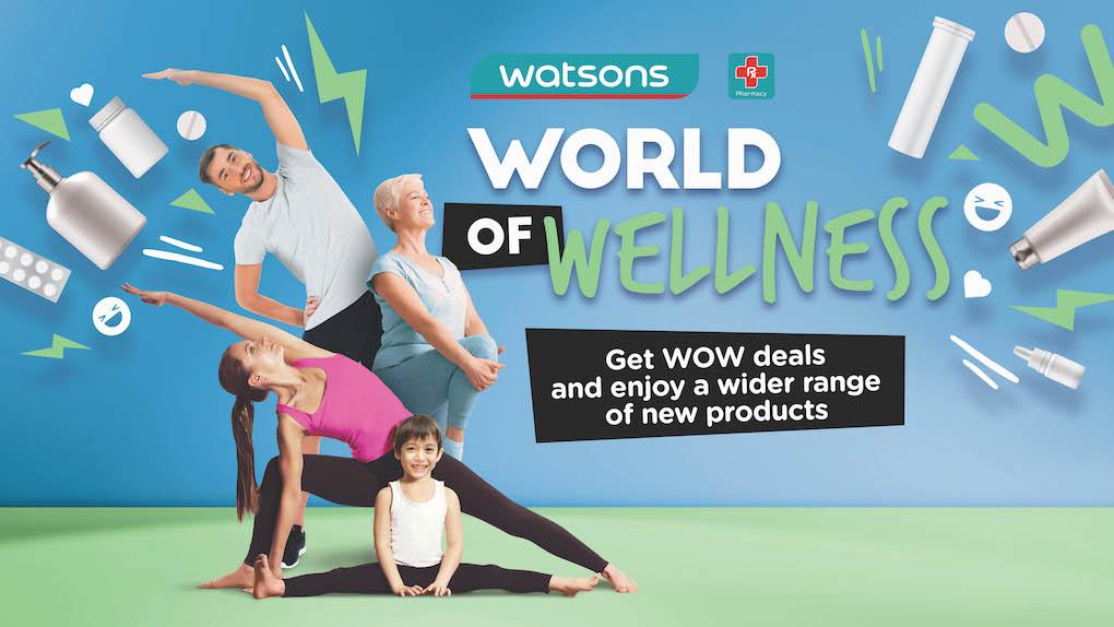 Watsons Vitamins Super Saver Sale