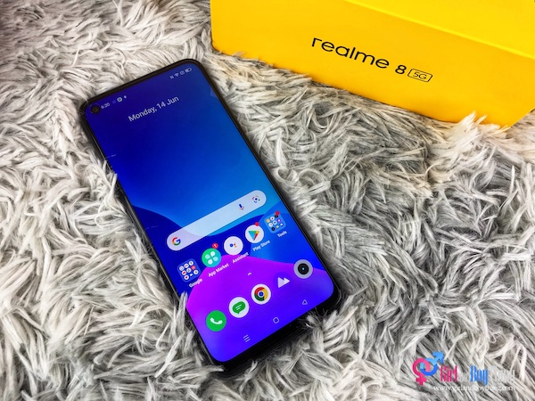 realme 8 5G Review: A Mid-Range 5G-Capable Smartphone On A Budget