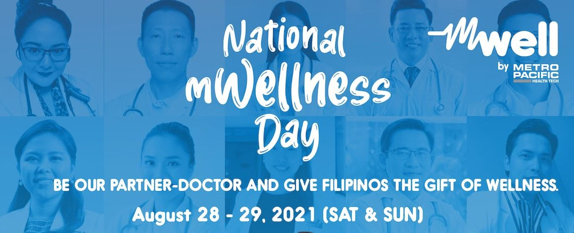 National mWellness Day: FREE Doctors' Online Teleconsultations For mWell App Users