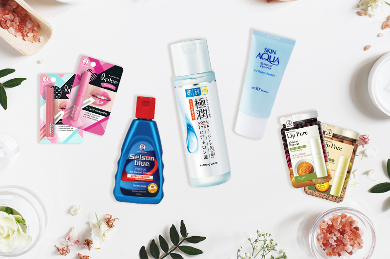 Get your skincare essentials from Mentholatum on Shopee 8.8