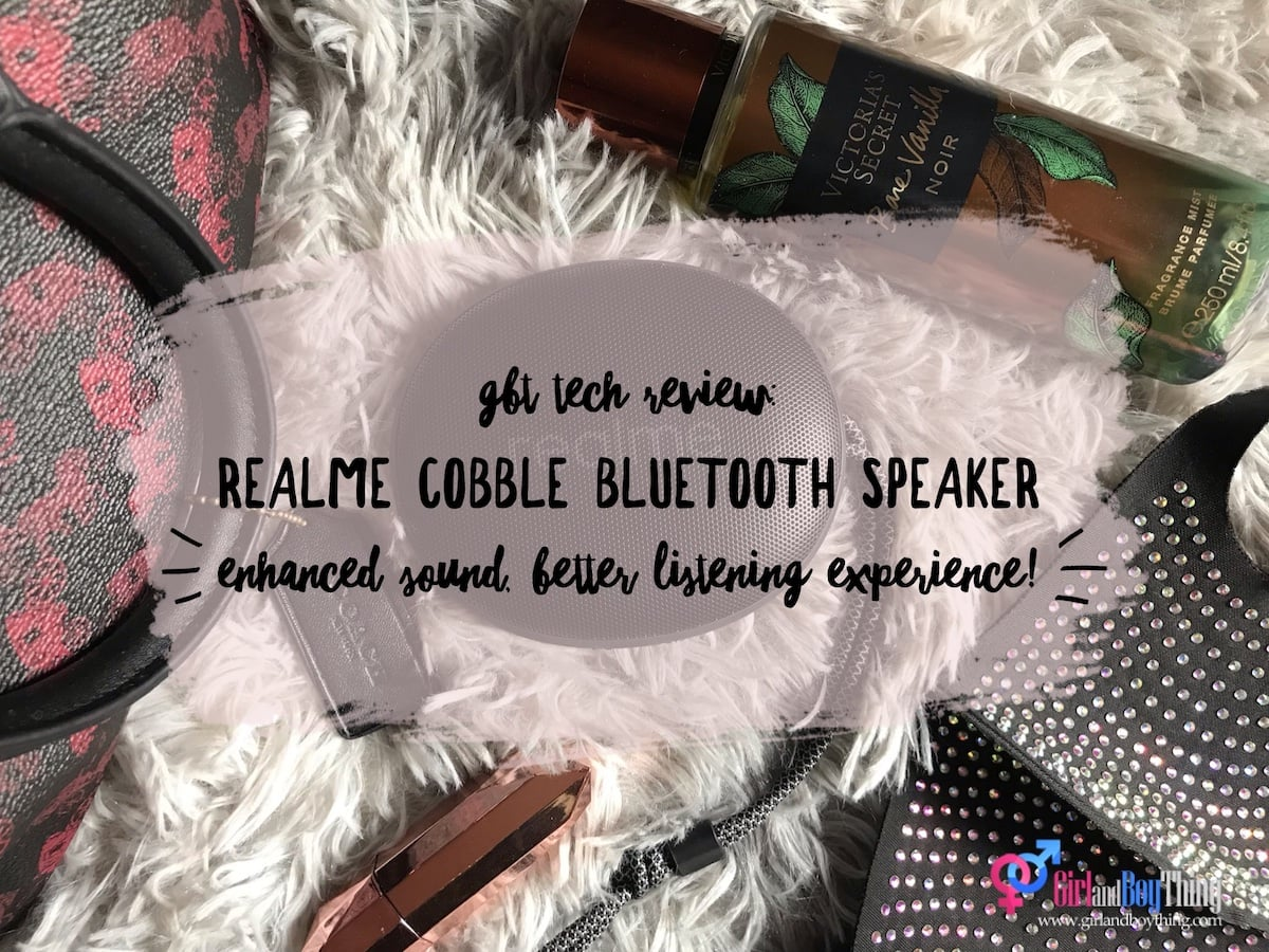 realme Cobble Bluetooth Speaker Review