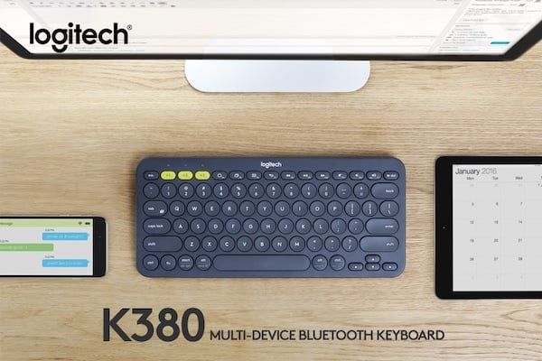 Boost Productivity And Efficiency With Logitech Multi-device Accessories