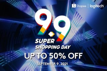 Get These Unbeatable Deals On Logitech Gaming Gears This Shopee 9.9 Super Shopping Day Sale!
