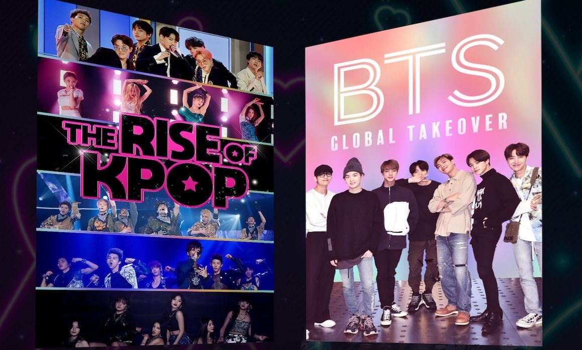 Watch BTS Global Takeover And The Rise Of KPop At KTX.ph, Iwant TFC and More For Just P499!