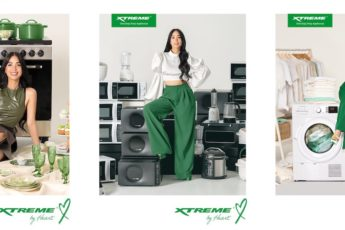 Heart Evangelista, The Newest Face of XTREME Appliances!