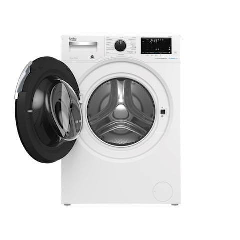 Beko SteamCure Hygiene+ Washing Machine will keep your clothes clean and wrinkle-free!