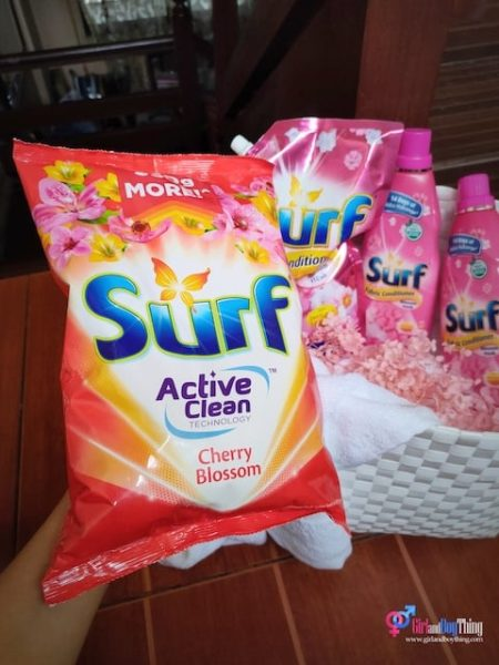 Buy Surf Products From October 14-16and Win FREE Washing Machine and More!